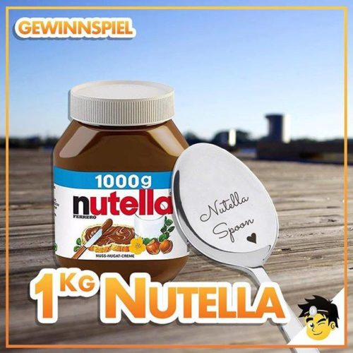 1 Killo Nutella