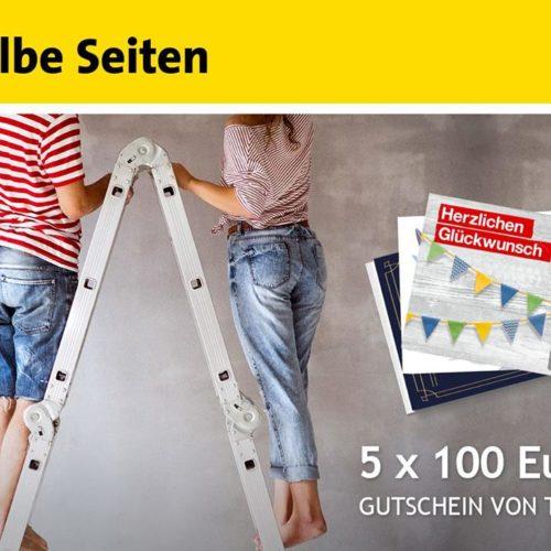 Gelbe Seiten Gewinnspiel