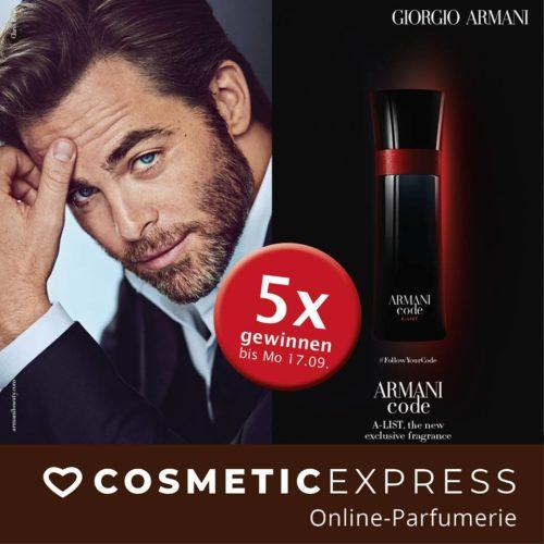 CosmeticExpress Gewinnspiel