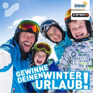 Skiurlaub Gewinnen