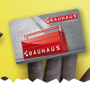Bauhaus Gewinnspiel