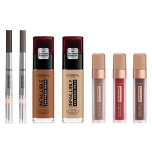 Make-up-Set von L'Oréal Paris gewinnen