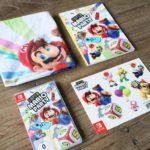 Super Mario Party Pakete gewinnen