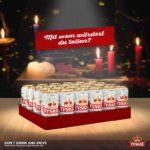 TYSKIE-Paletten für Deine Andrzejki-Party gewinnen