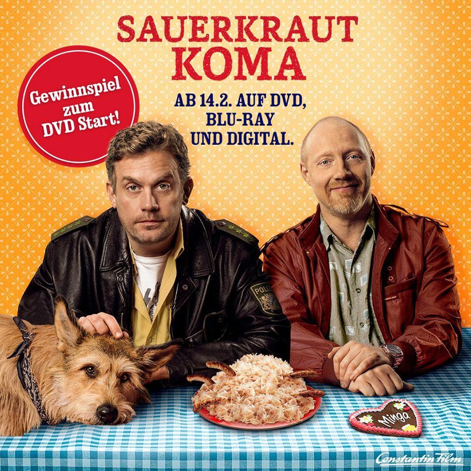 Dvd Sauerkrautkoma