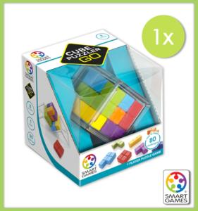 Cube Puzzler Go gewinnen