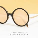 Sonnenbrille von Victoria Beckham gewinnen