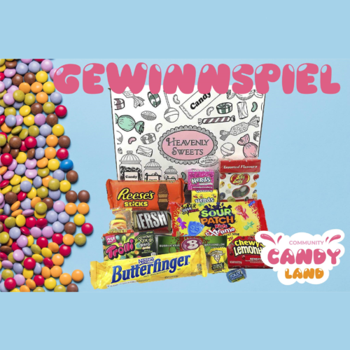 candy gewinnspiel