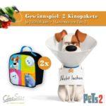 """Filmpakete zum Kinostart von """"Pets 2"""" gewinnen"""