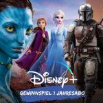 Disney+ Jahresabo gewinnen