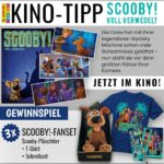 3 Scooby!-Fansets gewinnen