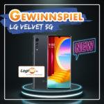 Brandneues LG Velvet 5G gewinnen