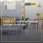 1.000€ IKEA-Gutschein & weitere Preise gewinnen