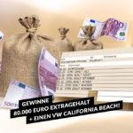 80.000 Euro Extragehalt gewinnen