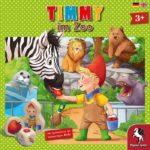 Spiel Timmy im Zoo gewinnen